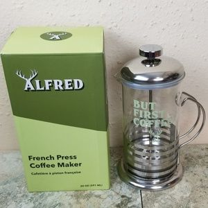 Alfred french press